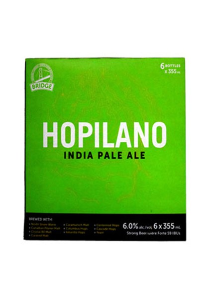 Bridge Brewing Hopilano 6Pk