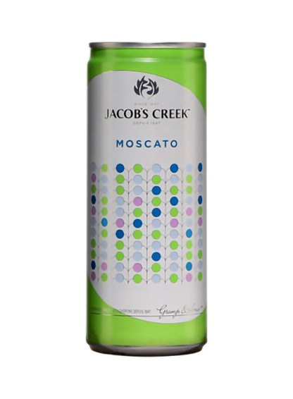 Jacob's Creek Moscato In A Can