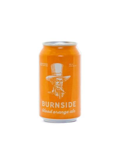 Mhbrewco Burnside Blood Orange 6Pk Cls