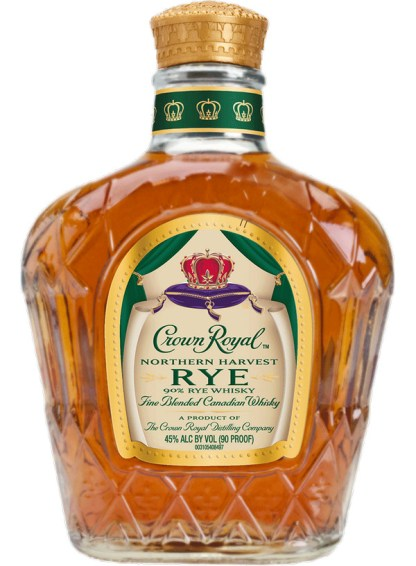 Crown Royal Northern Harvest Rye 50Ml