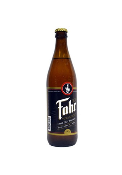 Fahr Out Pilsner 0.5L Cls