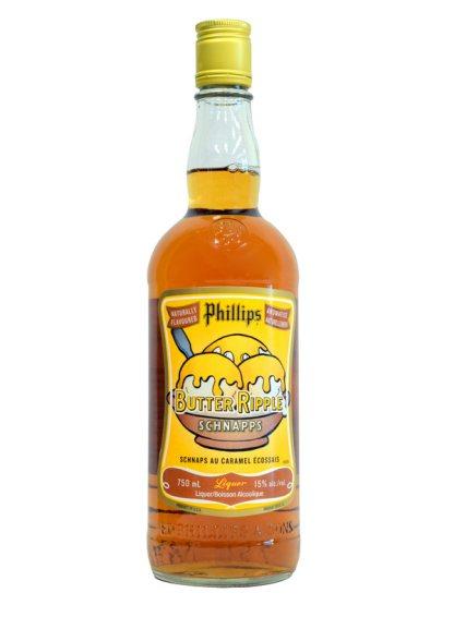 Phillips Butter Ripple Schnapps