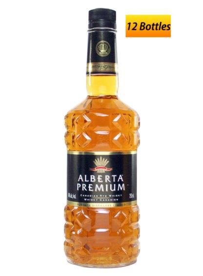 Alberta Premium Rye (Case Lot)