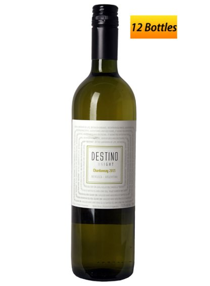 Destino Chardonnay (Case Lot)