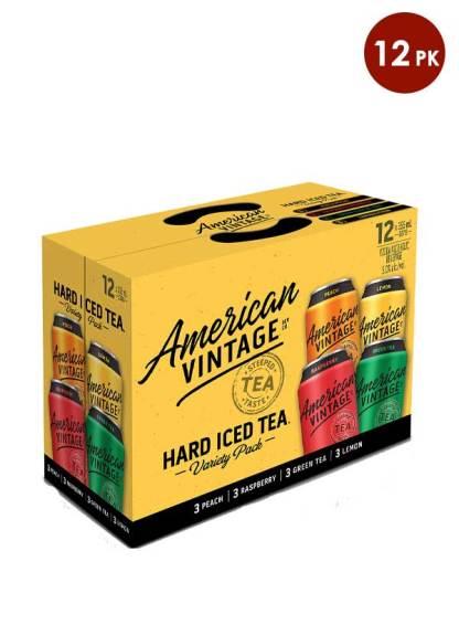 American Vintage iced tea mixer pack