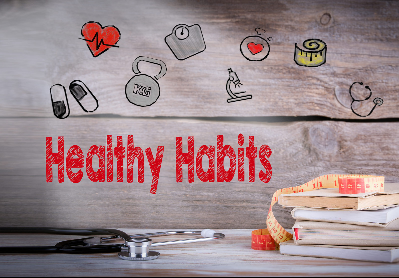 Healthy Habits For A Busy Month