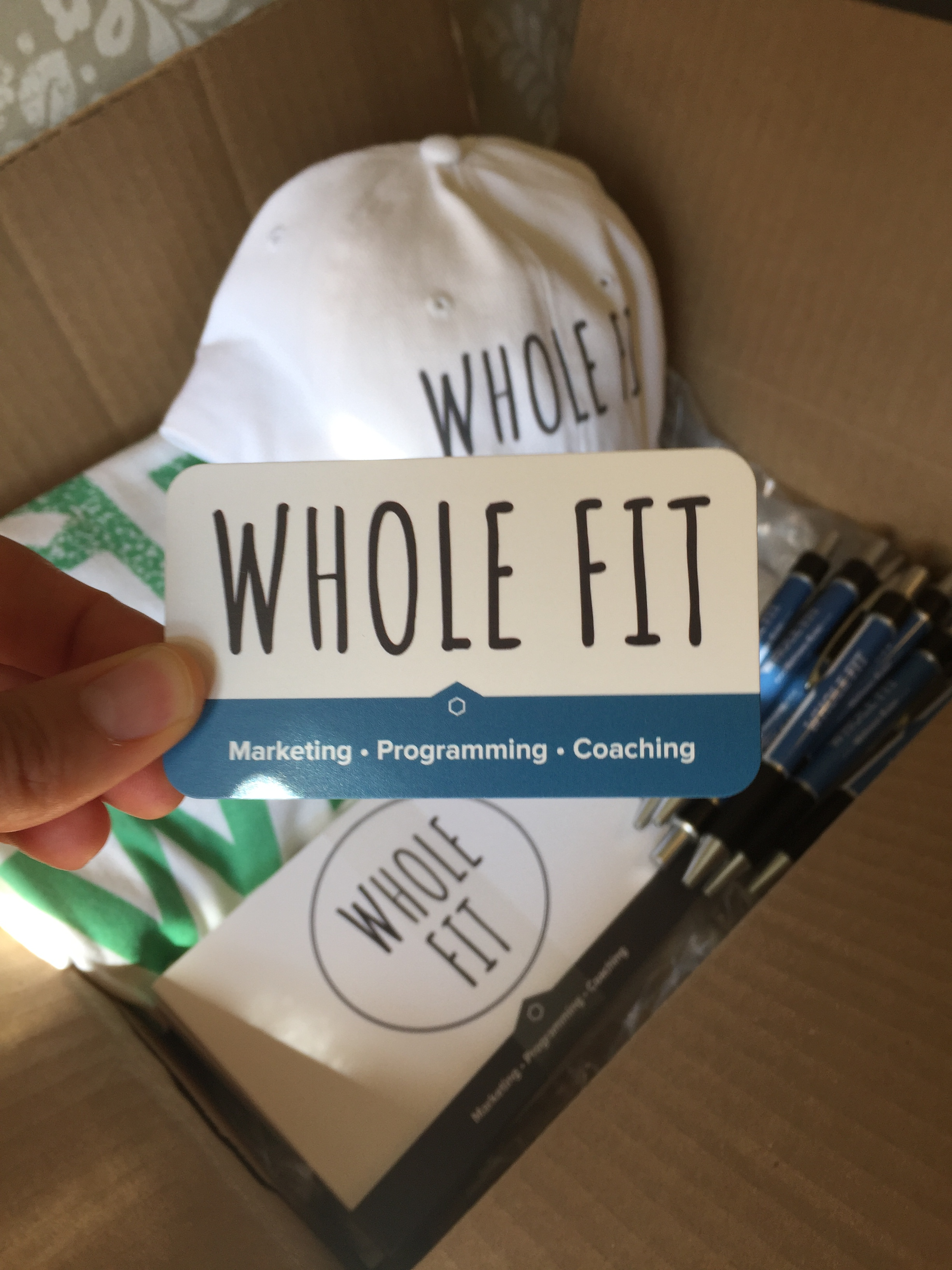 Whole Fit Relaunch
