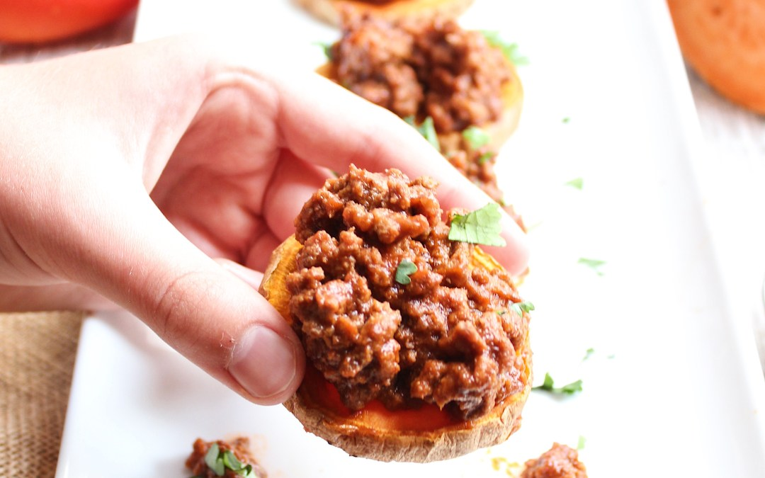 WHOLE30 SLOPPY JOES
