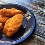 5 Ingredient Chicken Strips