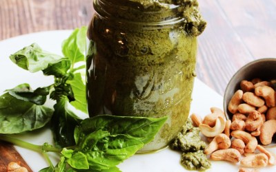 Dairy-free Whole30 Pesto