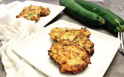 Chicken Zucchini Nuggets
