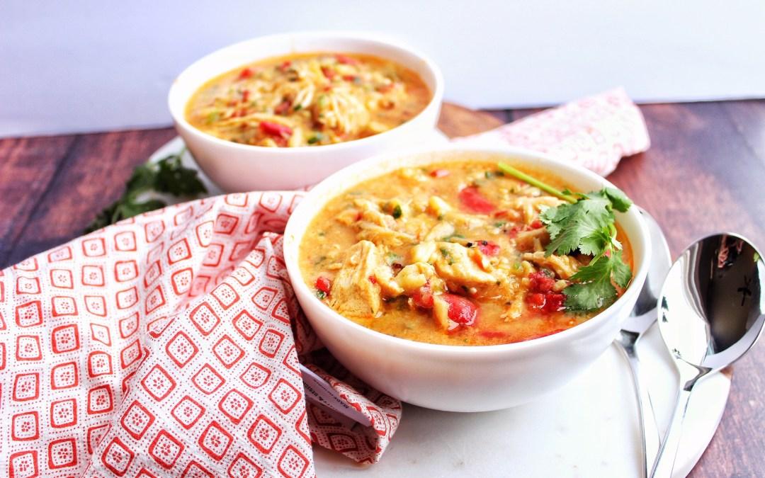 Latin Chicken Stew (Crockpot/Instapot)