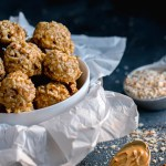 Freezer Nut Butter Balls - Paleo, gluten-free, dairy-free, easy, with nut-free option!