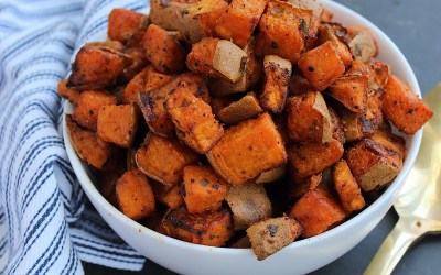 Matt's Roasted Sweet Potatoes