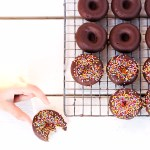 Paleo Chocolate Covered Mini Donuts