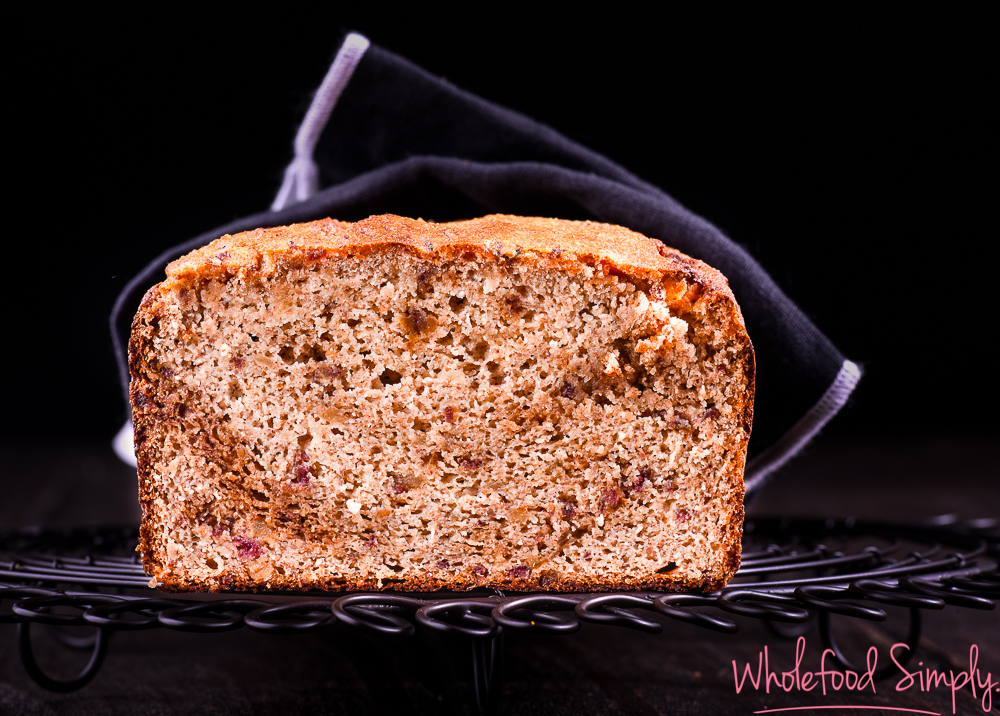 A quick and easy banana bread recipe wholefood simply a quick and easy banana bread recipe forumfinder Gallery