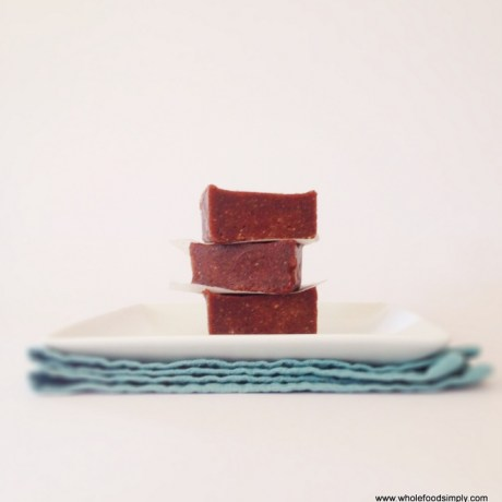 Raw Chocolate Fudge