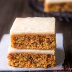 Quick and Easy Raw Carrot Cake