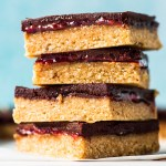 Quick and Easy Jam Slice Recipe