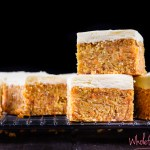 Quick and Easy Five Ingredient Carrot Cake