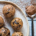 Caramel Choc Chip Bliss Balls