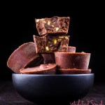 Quick and Easy Cranberry and Pistachio Chocolates