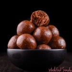 chocolate cookie dough bliss balls