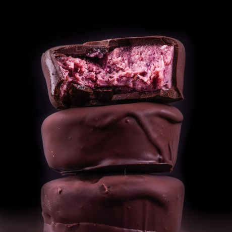 Cherry Fudge Chocolates