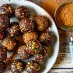 Rocky Road Bliss Balls with Thermomix Instructions