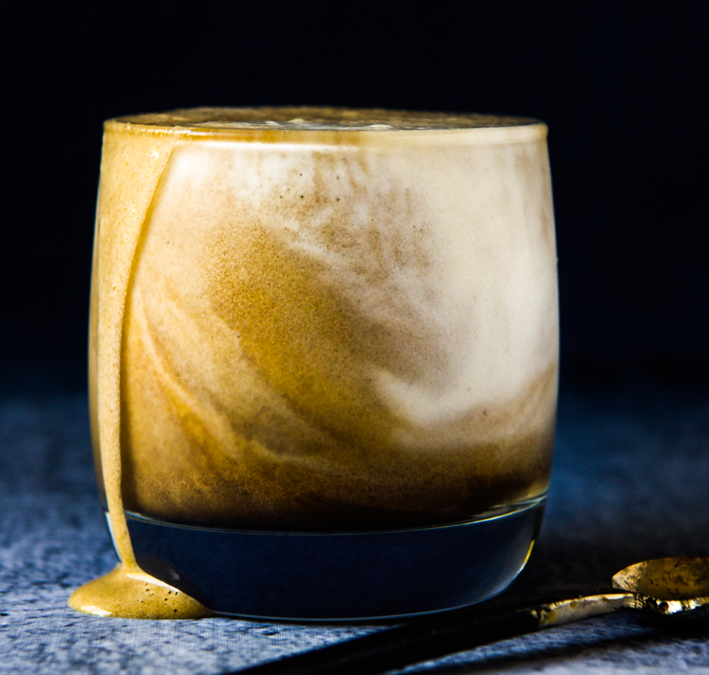 Healthy High Protein Iced Coffee with Thermomix Instructions