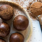 Quick and Easy Mocha Protein Balls