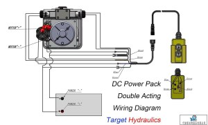 12v Hydraulic Power Pack Wiring Diagram Sample