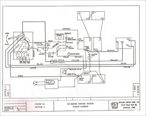 1996 Ez Go Wiring Diagram Sample
