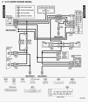 2001 Subaru Outback Wiring Diagram Sample