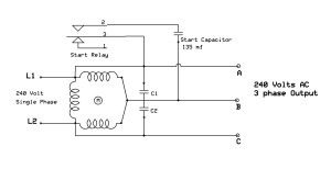 240v Motor Wiring Diagram Single Phase Collection