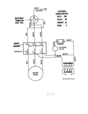 3 Phase Immersion Heater Wiring Diagram Collection