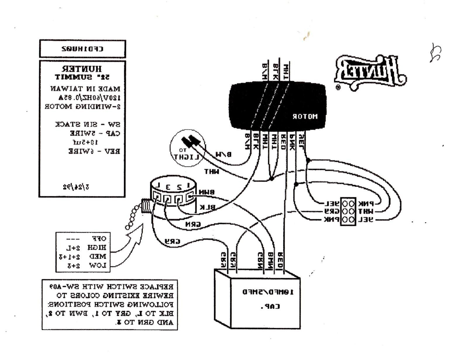 3 Way Fan Switch Wiring Diagram Collection