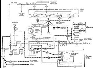 95 ford F150 Ignition Wiring Diagram Collection