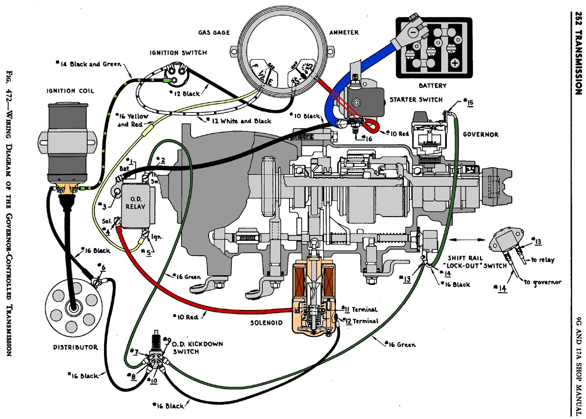 Thermocouple K Type Wiring Diagram