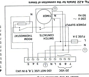 Capillary thermostat Wiring Diagram Download