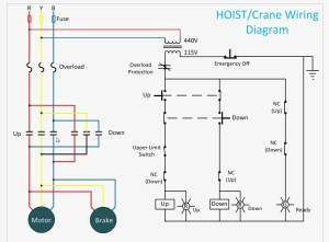Cm Hoist Wiring Diagram Sample