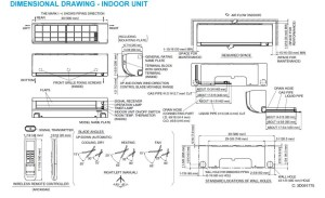 Daikin Mini Split Wiring Diagram Sample
