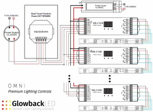 Dali Lighting Control Wiring Diagram Sample
