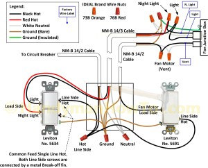 Fantech Wiring Diagram Download
