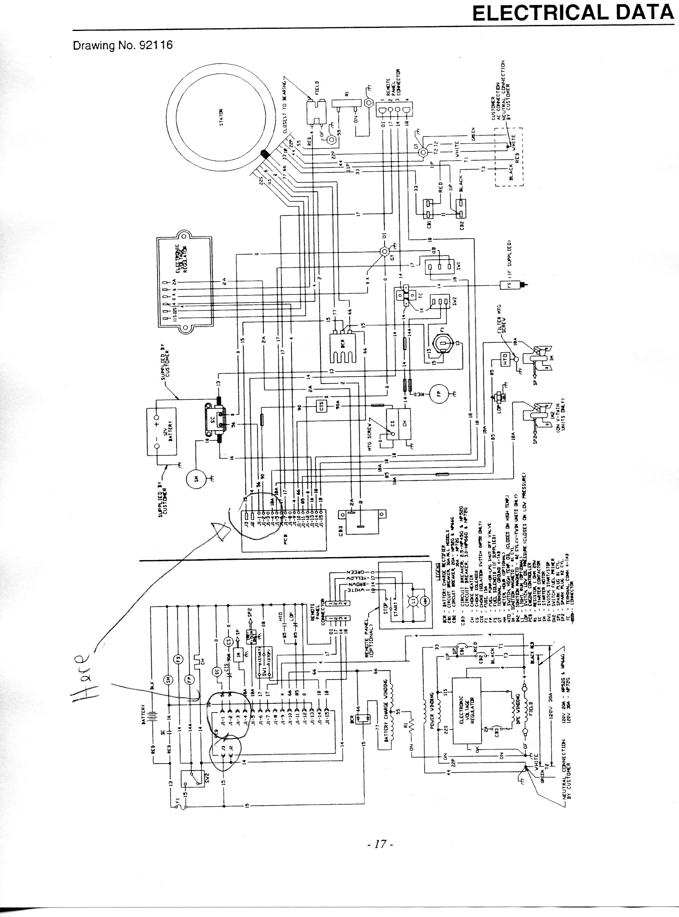 Electrical Transfer Switch Wiring Diagram Symbol