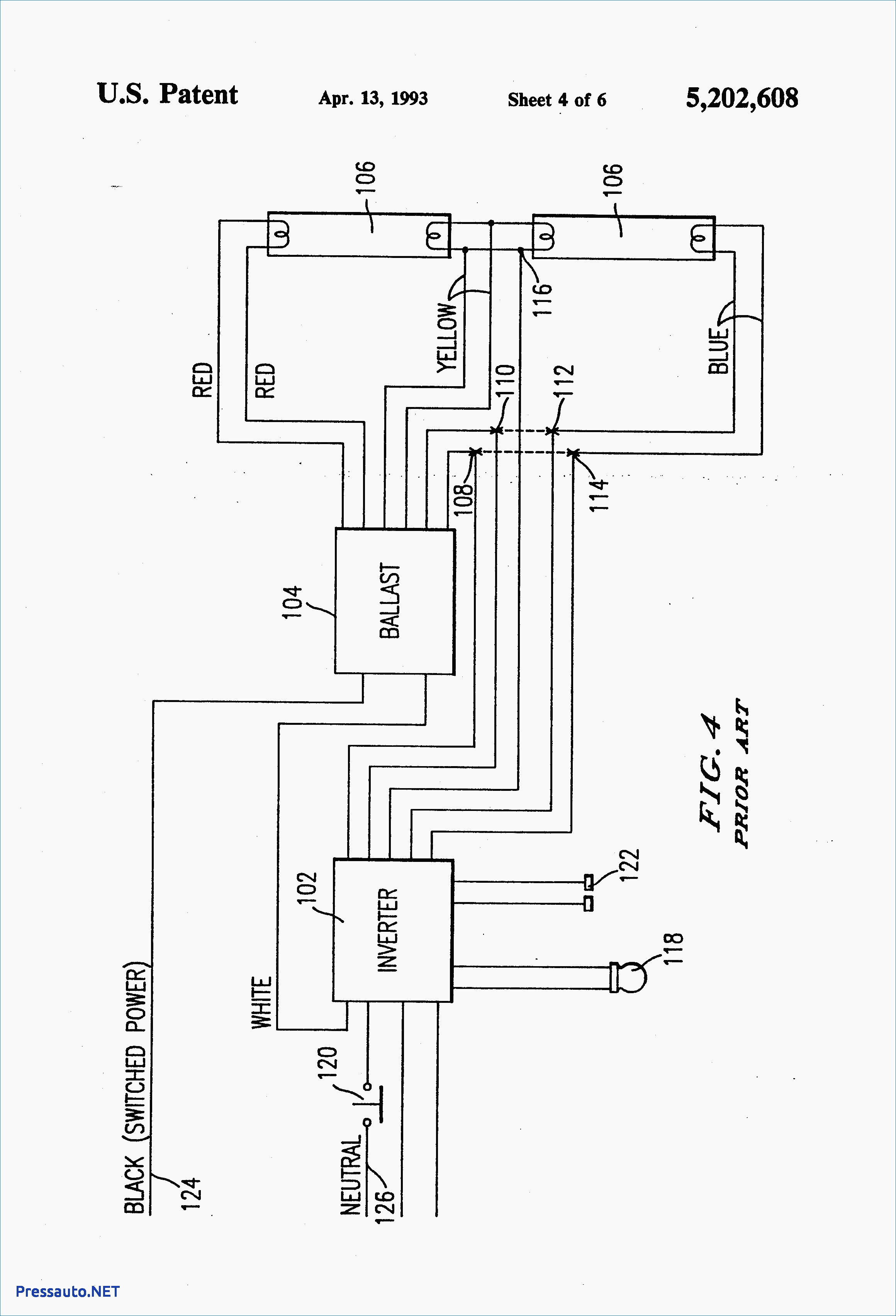 wiring diagram lighting circuit
