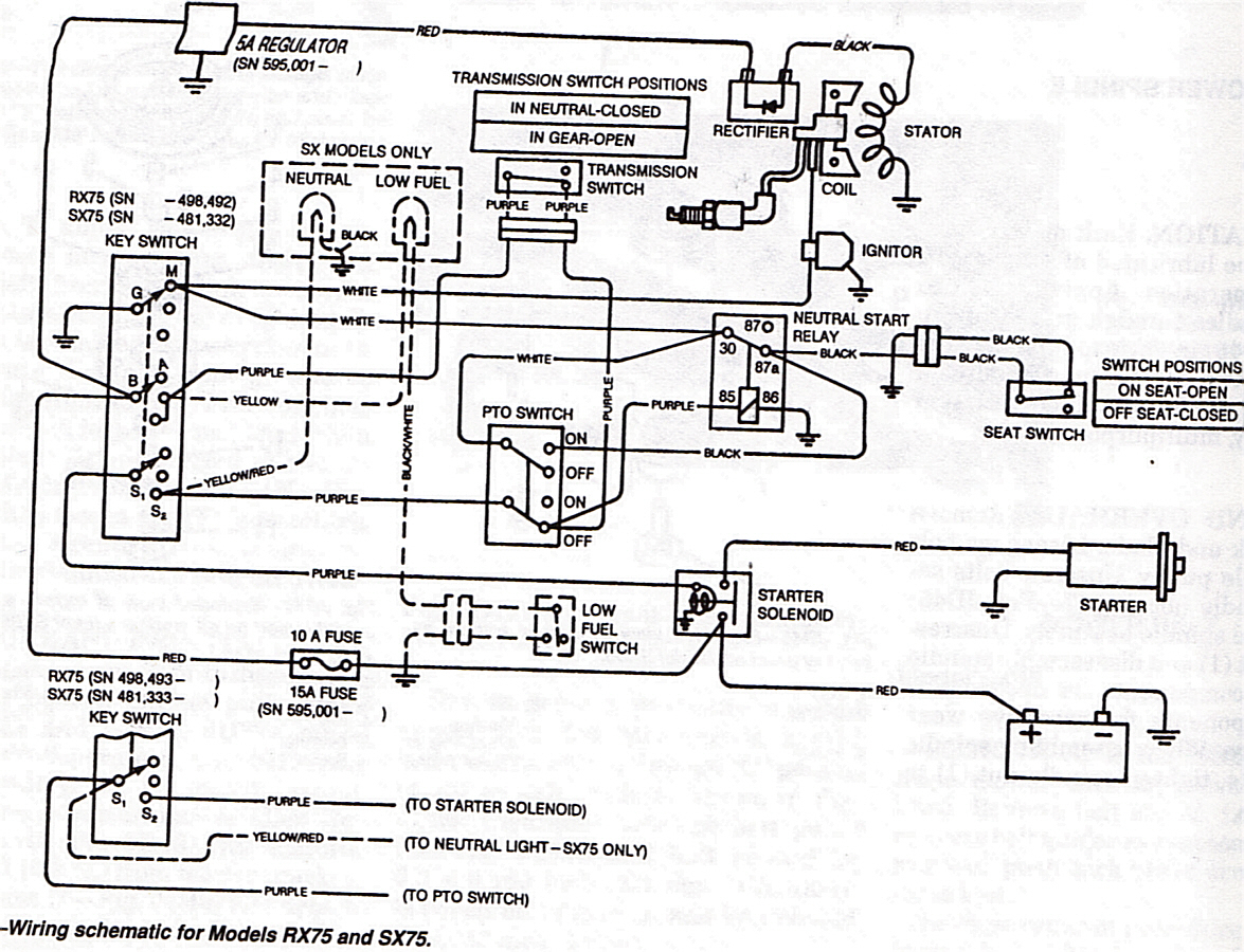 For Jd Lx178 Pto Wiring Diagram