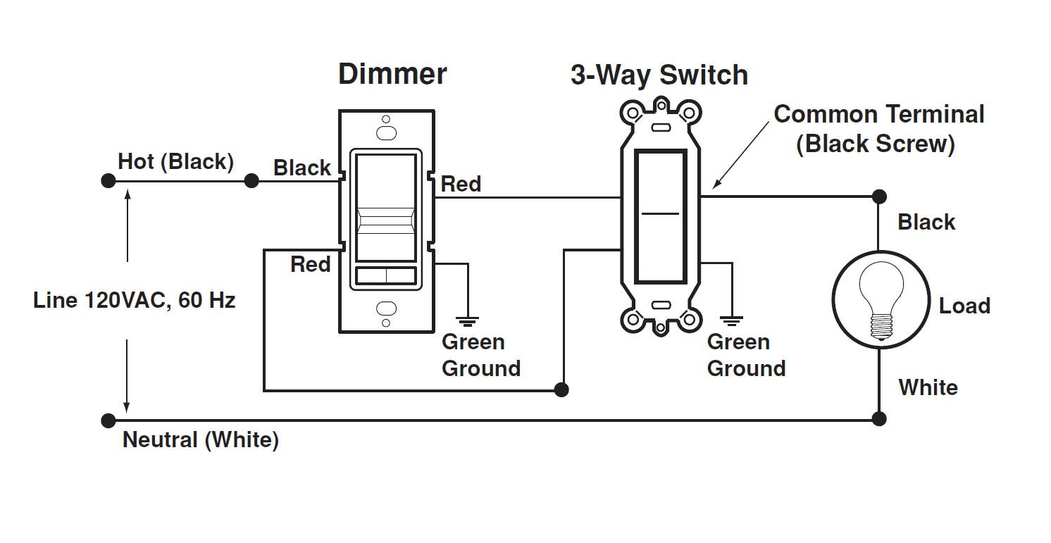Wiring Diagram: 9 Lutron Maestro 3 Way Dimmer Wiring Diagram