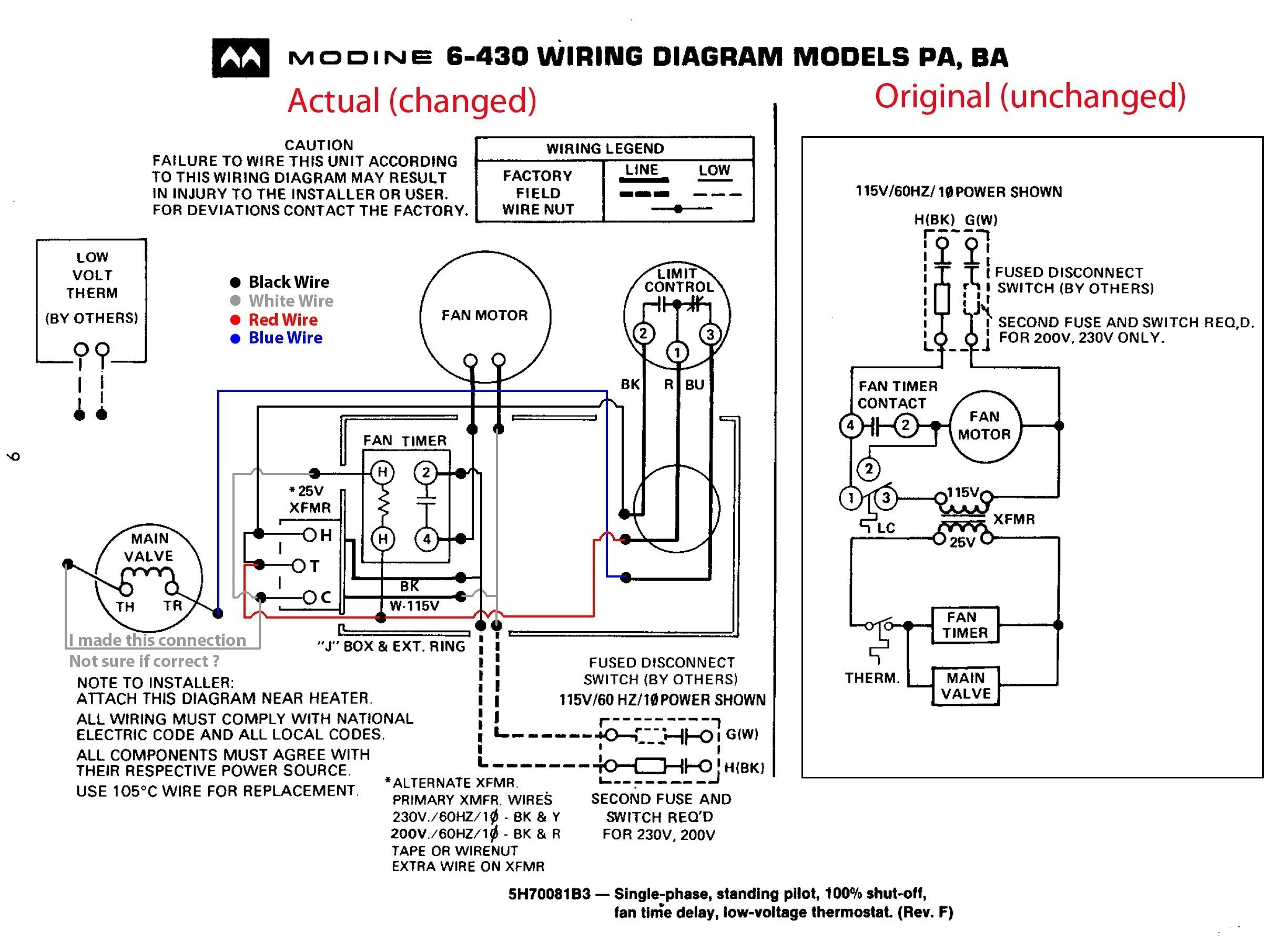ke force controller wiring diagram