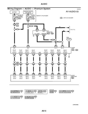 Nissan Frontier Rockford Fosgate Wiring Diagram Collection